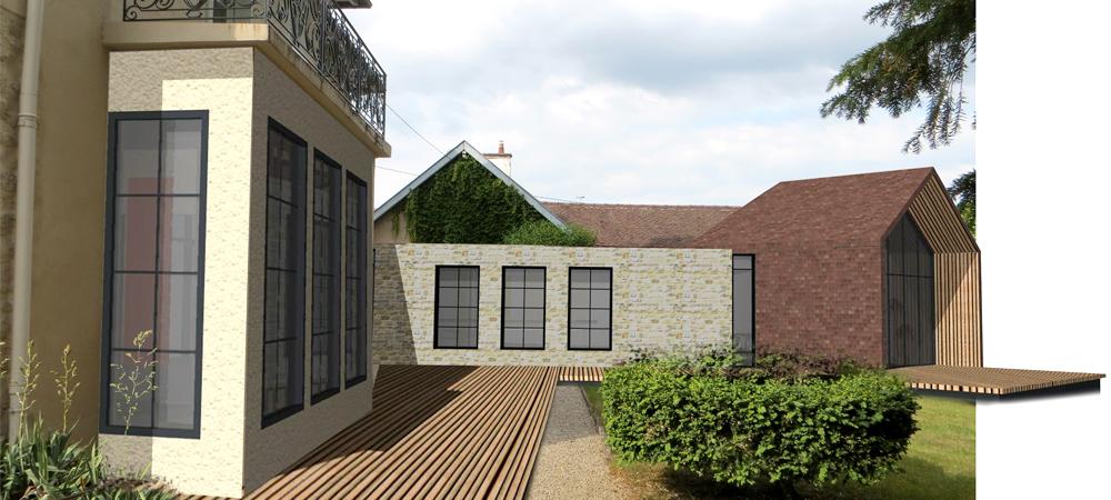 cr py fromion architectes dijon cote d 39 or 21 bourgogne. Black Bedroom Furniture Sets. Home Design Ideas